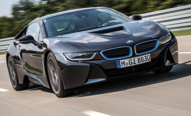 Interest In Bmw I8 And I3 Higher Than Expected Carmag Co Za