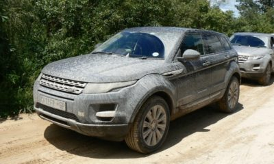 DRIVEN: Range Rover Evoque SD4 Pure
