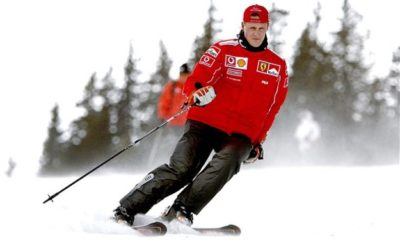 Man who allegedly stole Schumi's medical records found dead