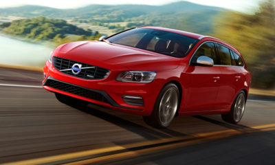 Volvo V60 T5 Geartronic front