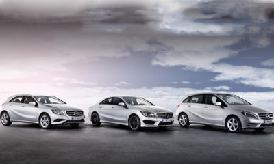 The A-Class model line-up is soon to receive a new member