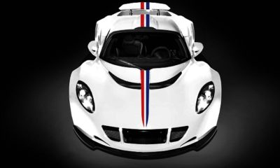 Limited-edition Hennessey Venom GT so fast it's already sold out.