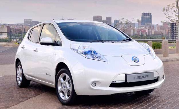 Nissan brings zero-emission mobility to South Africa