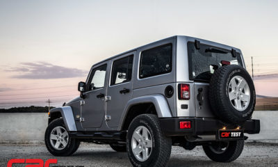 Jeep Wrangler Unlimited 3,6L Sahara Wallpaper Collection