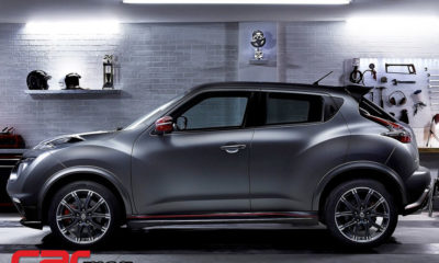Nissan Juke Nismo RS Wallpaper