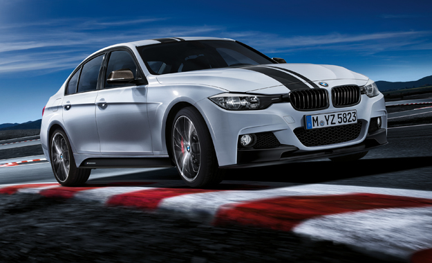 BMW 3 Series Sedan M Performance Edition front