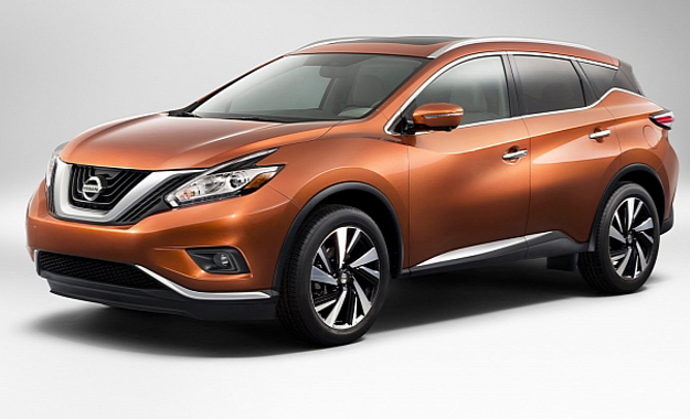 Nissan Murano unveiled [w/video]