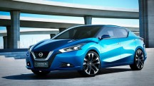 The Nissan Lannia Concept showcases the company's future design direction