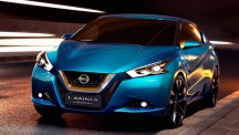 The concept was a joint effort between Nissan China and the firm's Global Design Centre