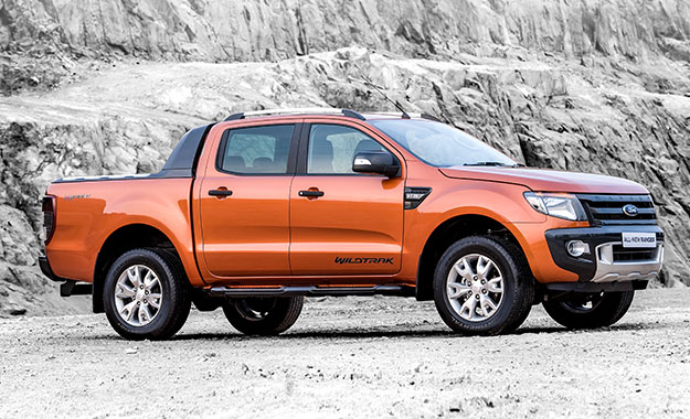 Ford Ranger Double Cab >> Double Cab Bakkie Ford Ranger Carmag Co Za