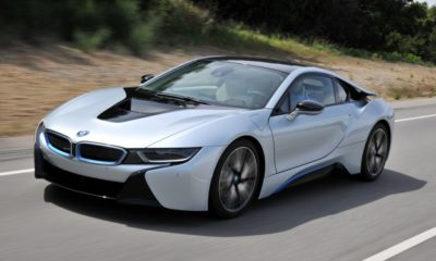 BMW i8: the supercar of the future