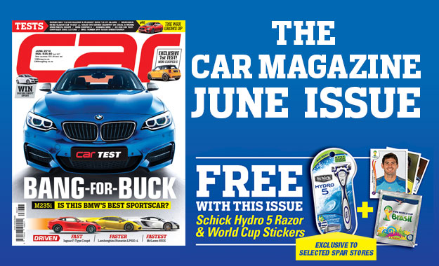 The June Issue of CAR magazine