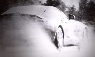 Mercedes-Benz AMG GT teased [w/video]