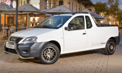 Nissan NP200 LOADED front