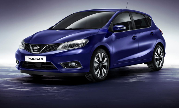 Nissan Pulsar hatchback revealed [w/videos]