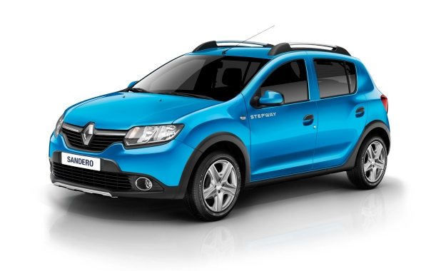renault sandero stepway launched. Black Bedroom Furniture Sets. Home Design Ideas