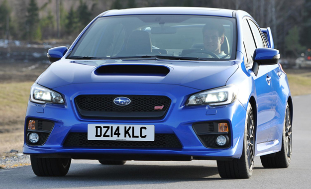 Subaru WRX STI to set new Isle of Man record