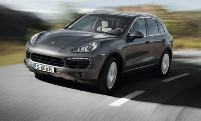 Porsche is seriously considering a five-door coupe version of its next-generation Cayenne SUV