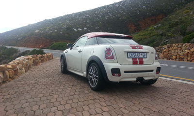 Subtle it ain't, but the the Mini Cooper Coupé JCW has already charmed its owner