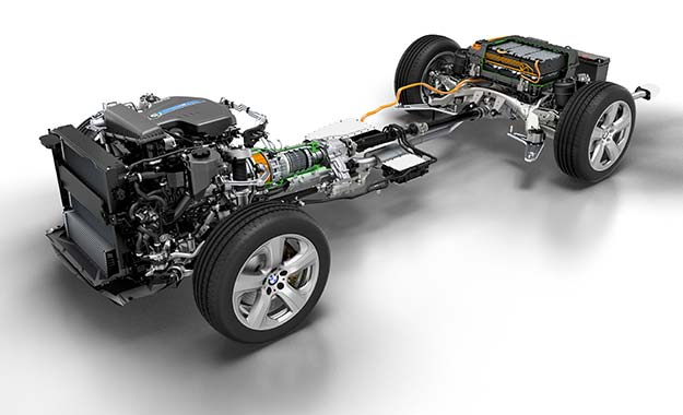 Electric Powertrains