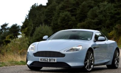 New Aston Martin DB9 set for 2016