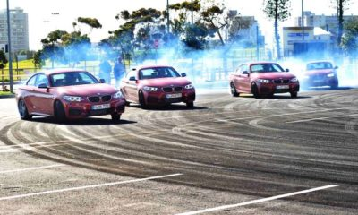 BMW 2 Series Driftmob in action
