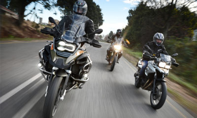 Road trip review: A trio of BMW GS models