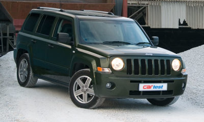 Buying Used Jeep Patriot