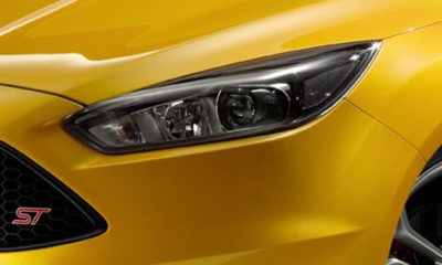 Faceifted Ford Focus ST teased [w/video]