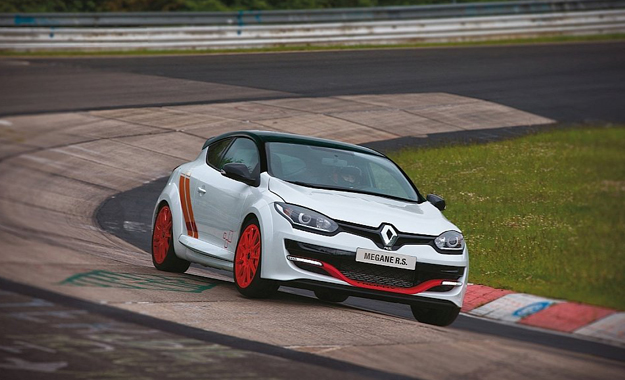 Renault reclaims 'Ring record with Mégane R.S. 275 Trophy-R [w/video]