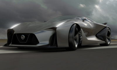 Nissan Concept 2020 Vision Gran Turismo front