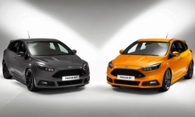 Ford will offer two versions of its facelifted ST: a petrol and a diesel variant