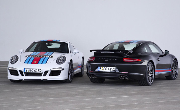 PorLimited 911 S Martini Racing front Edition