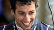 Daniel Ricciardo expects to fight for top 5 position at Silverstone, or maybe a podium