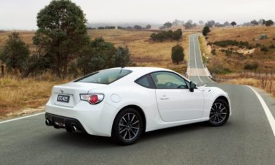 Toyota 86 set for facelift in 2015