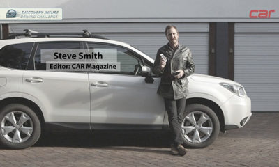 Driving with Steve – Part 1