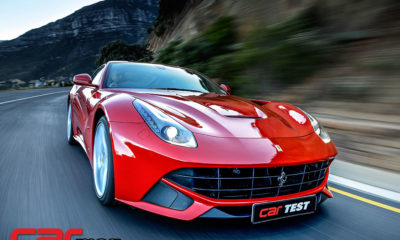Ferrari F12berlinetta Wallpaper