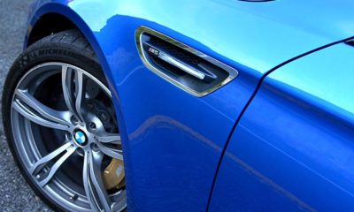 BMW M5 with Competition Package