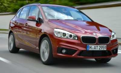 BMW Active Tourer front