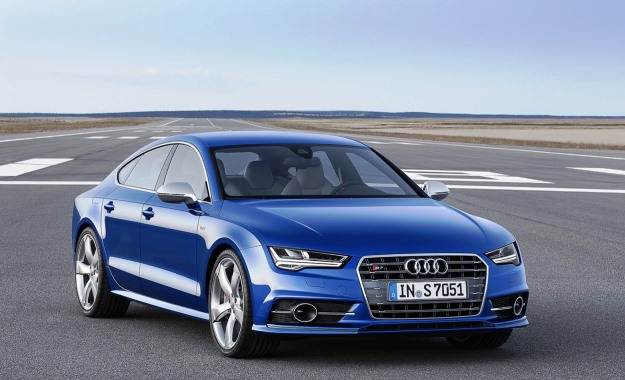 New lightweight springs may debut on 2015 Audi A7