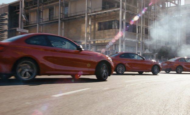 BMW 2 Series Driftmob - Official video