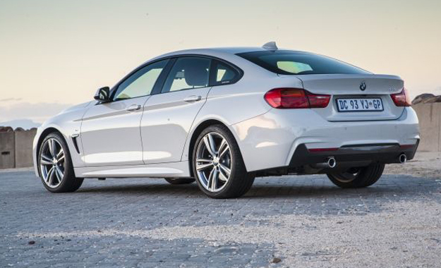 BMW Series Gran Coupé Pricing Released CARmagcoza - Bmw 420d gran coupe