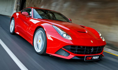 Ferrari V12 to remain naturally aspirated