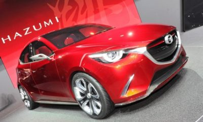 Mazda 2 concept front
