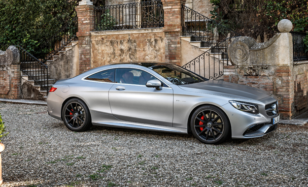 ... The New S Class Coupe Is Up To 65 Kg Lighter Than The Old CL; The AMG  ...