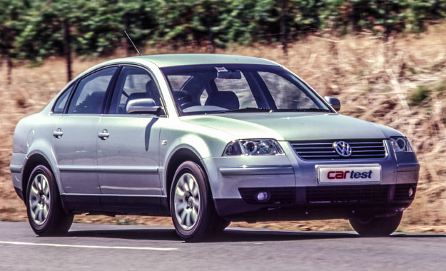 Buying Used: Volkswagen Passat (2001 to 2005)