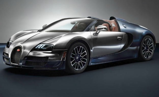 Bugatti Legend Edition Veyron