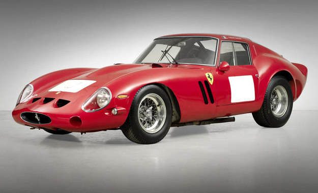 Ferrari 250 GTO - Car auction record