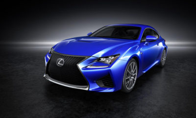 Lexus RC F details released - could be priced above BMW M4 [w/video]