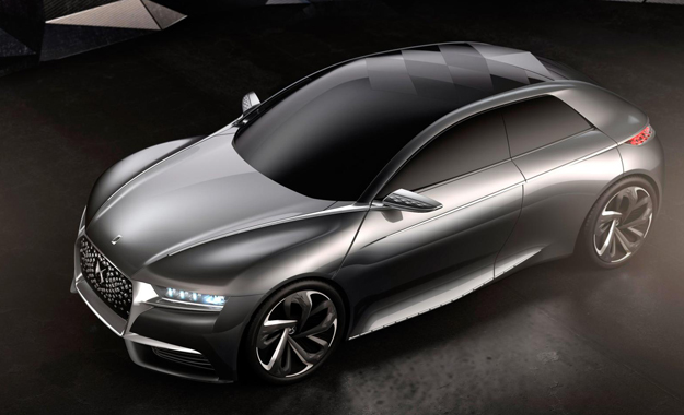 Citroën Divine DS Concept top